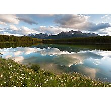 Herbert Lake Photographic Print