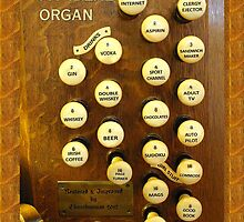 Ideal pipe organ by churchmouse