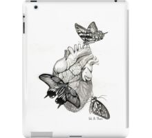 Heart Flutter iPad Case/Skin