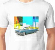 1960 Cadillac Convertible Unisex T-Shirt