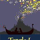 Tangled by Zoe Toseland