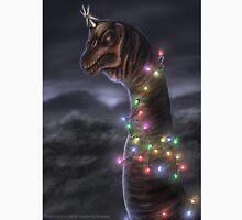 Brachiosaurus Christmas Tree Unisex T-Shirt