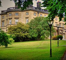 Bretton Hall, West bretton by Colin Metcalf