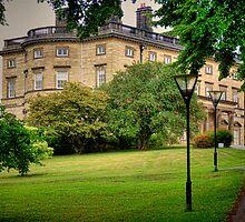 Bretton Hall, West bretton by Colin Metcalf