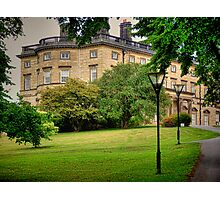 Bretton Hall, West bretton Photographic Print