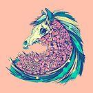 Beautiful Horse by Diego Verhagen
