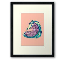 Beautiful Horse Framed Print