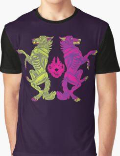 GRIZEUR WOLF SIGIL Graphic T-Shirt