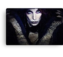 Let Me In Canvas Print