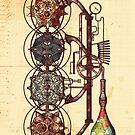 four element by Diego Verhagen