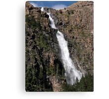 waterfall_2 Canvas Print