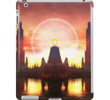 The Orb of Akatosh iPad Case/Skin