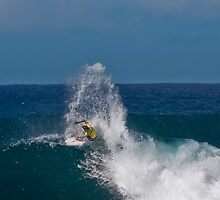 Andy Irons At O'Neill World Cup of Surfing 06-4 by Alex Preiss