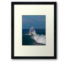 Andy Irons At O'Neill World Cup of Surfing 06-4 Framed Print