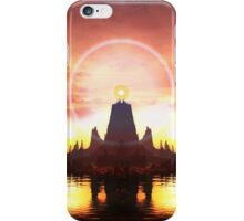 The Orb of Akatosh iPhone Case/Skin