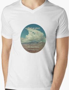 if you never try you'll never know Mens V-Neck T-Shirt