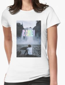 Jc Caylen Waterfall Womens Fitted T-Shirt