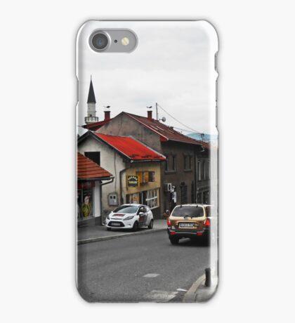 A street iPhone Case/Skin