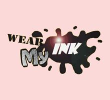 Wear My Ink Kids Clothes