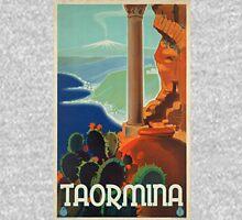 Vintage poster - Taormina Unisex T-Shirt