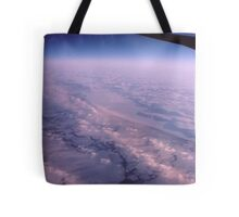 """ A Frozen World "" Tote Bag"