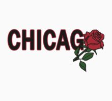 Chicago Rose│Black by JoeIbraham