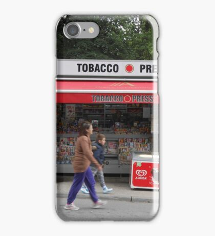 Tobacco iPhone Case/Skin