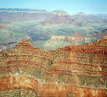 Grand Canyon Vista by Steve Upton