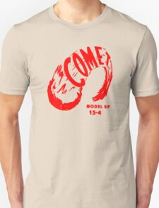 Comet (red) T-Shirt