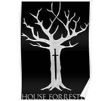 House Forrester Poster