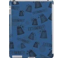 Daleks - Blue iPad Case/Skin