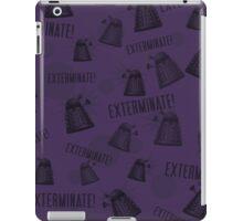 Daleks - Purple iPad Case/Skin
