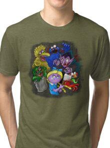 Resident Sesame Tri-blend T-Shirt