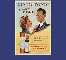 LUCID TONIC Fake Advertisement Unisex T-Shirt