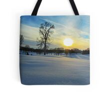 Prairie Wonderland Tote Bag