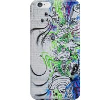 Wall-Art-008 iPhone Case/Skin