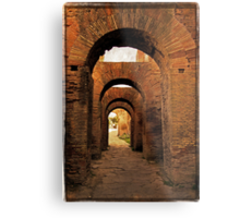 Arches of Palatine Hill, Rome Metal Print
