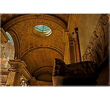 Hall in Vatican Museum Photographic Print