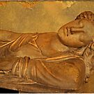 Hygieia Sarcophagus in Vatican Museum by LaRoach