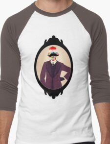 The Perfect Gentleman Men's Baseball ¾ T-Shirt