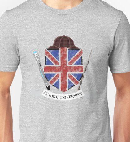 Fandom University  Unisex T-Shirt
