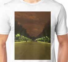 Madrit sky at Night Unisex T-Shirt