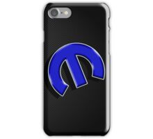 Slanted M iPhone Case/Skin