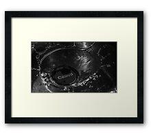 Splash Of Canon Framed Print