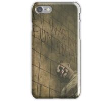 It Was More Fun in Hell iPhone Case/Skin