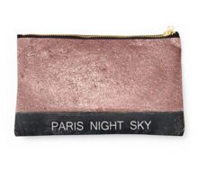 Paris Night Sky Studio Pouch