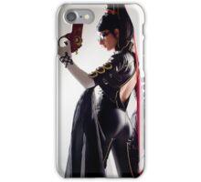 Bayonetta cosplay iPhone Case/Skin