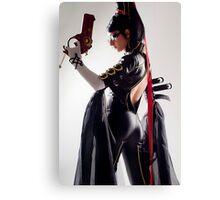 Bayonetta cosplay Canvas Print
