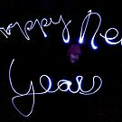 HAPPY NEW YEAR ~ 2013 by barnsis