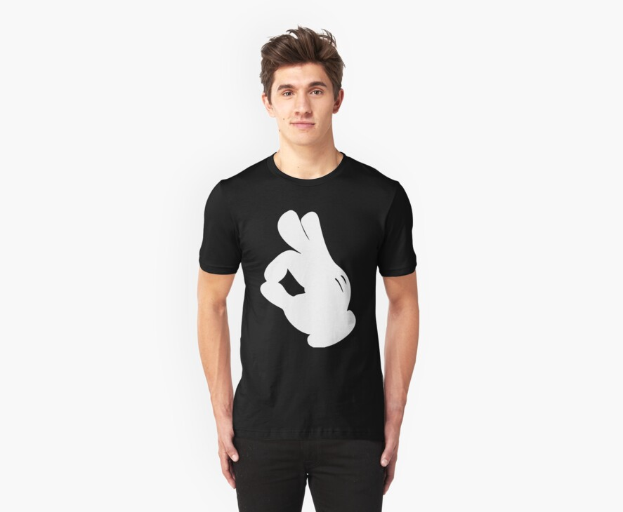 Mickey Hands - Okay by teetties